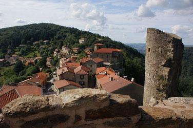 Pilat, Rochetaillée, château, gîte,Saint-Etienne