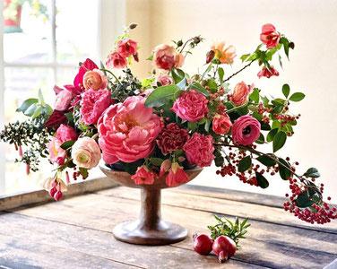 Flores para decorar-la silvestre