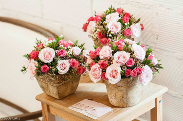 centros florales-decoración floral