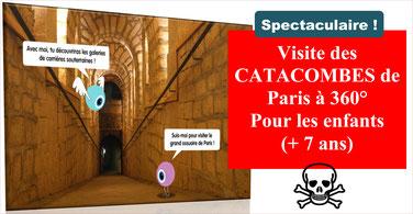 CATACOMBES: visite guidée