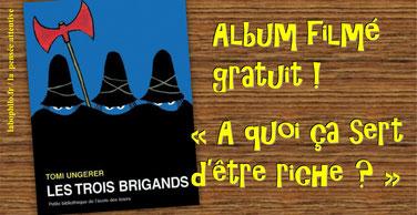 Les Trois brigands (UNGERER)