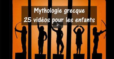 MYTHOLOGIE: 25 épisodes célèbres