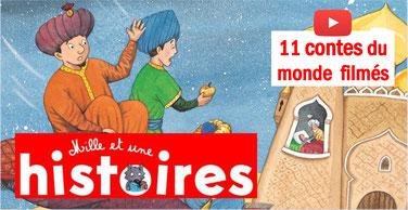 MILLE ET UNE HISTOIRES: 11 contes