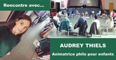 Audrey THIELS: interview