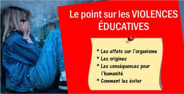 VIOLENCES EDUCATIVES: Olivier Maurel
