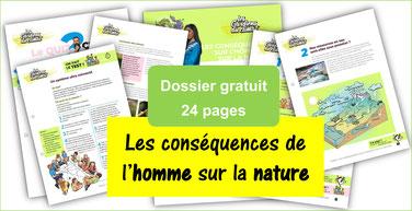 HOMME/NATURE: dossier pédagogique