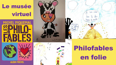 PHILO avec les FABLES de PIQUEMAL