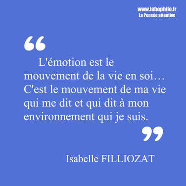 Isabelle Filliozat citation