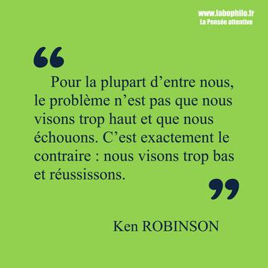 Sir Ken Robinson. Citation.