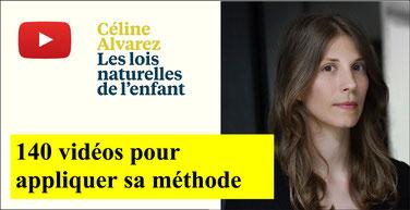 Céline ALVAREZ: sa méthode en 140 vidéos