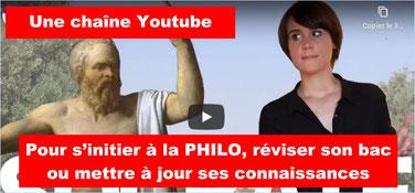 Chaîne philo à découvrir: PARLE-MOI PHILO