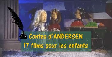17 contes d'ANDERSEN (marionnettes)