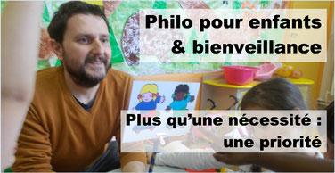 BIENVEILLANCE & philo pour enfants