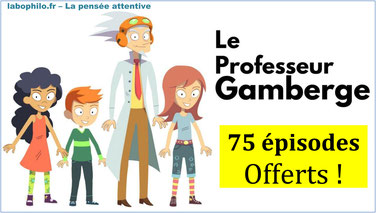 """Professeur Gamberge"": 75 épisodes"
