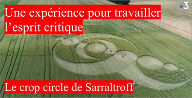 L'expérience du CROP CIRCLE DE SARRALTROFF