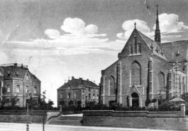 St. Elisabeth vor dem 2. Weltkrieg