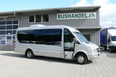 Midibus Mercedes Sprinter mit 17 bis 21 Sitzplätzen
