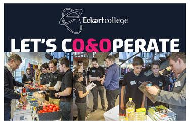 Technasium Brabant-Oost: het Eckartcollege in Eindhoven is een Technasium. Leerlingen kunnen kennis maken met onderzoeken en ontwerpen door uitdagende opdrachten van bedrijven.