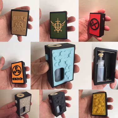 made in france, biodegradable, box meca 18650, beehive v2, beehive, BeeHive bf, Handcheck, bf, box bottom feeder, box meca bf, squonker mod, frenchtech, modbox bf, bee hive, box mécanique, box méca, box meca, box mécanique bf, box mécanique bottom feeder,