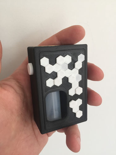 box meca bf, bottom feeder, squonk box, boxmod bf, made in france, biodegradable, box meca 18650, powervaping, box bottom feeder, boxmod pas cher, box bf unique, boxmod bf perso