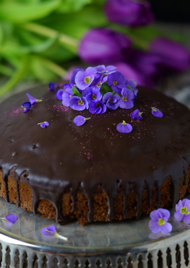 chocolate red wine cake kuchen schokolade