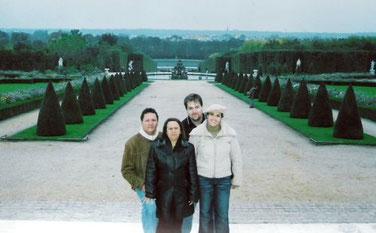 Garten des Schloss Versailles