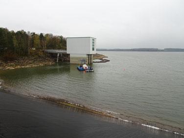 bautzen-dam-assembly-platform