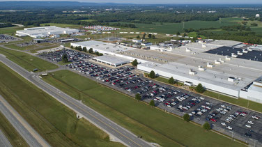 Usine Nissan Decherd (Tennessee, U.S.)