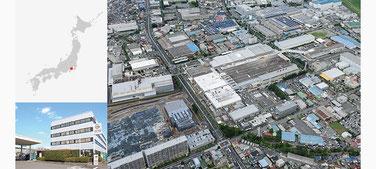 Usine Nissan Shodan Factory (Nissan BODY)
