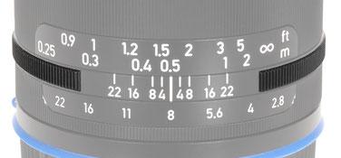 pocketPANO LENS-GRIP Zusatzgriff für Loxia Objektive