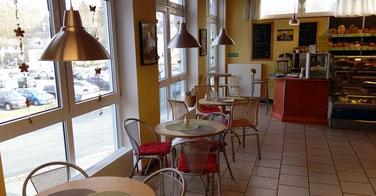 Café und Bio-Mittagstisch von Naturkost Schwarz in Wetzlar