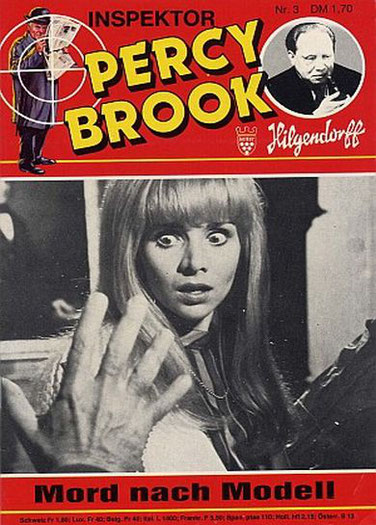 Inspektor Percy Brook 3