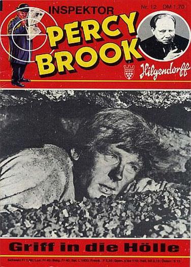 Inspektor Percy Brook 12