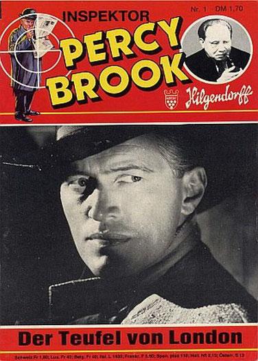 Inspektor Percy Brook 1