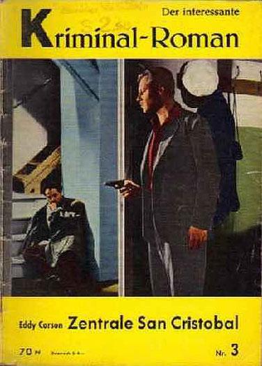 Der interessante Kriminal-Roman 3