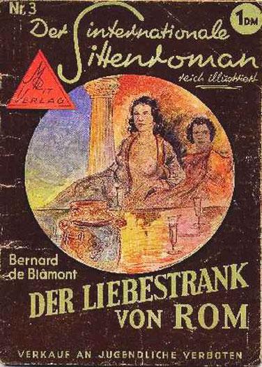 Der internationale Sittenroman 3