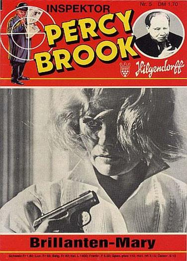 Inspektor Percy Brook 5