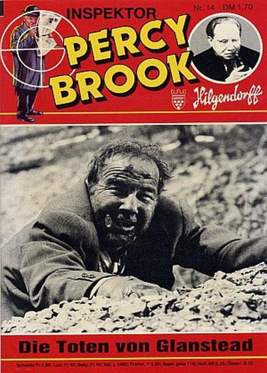 Inspektor Percy Brook 14