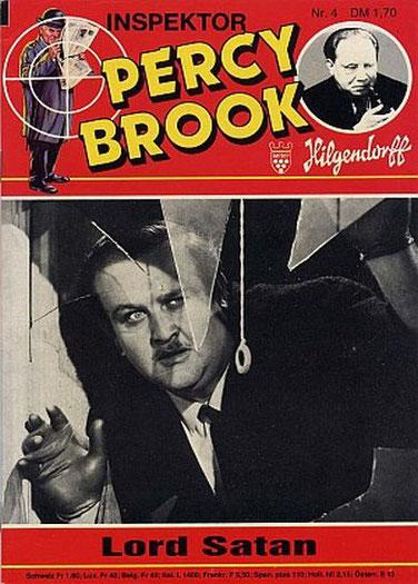 Inspektor Percy Brook 4