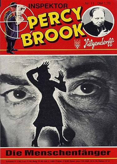 Inspektor Percy Brook 11