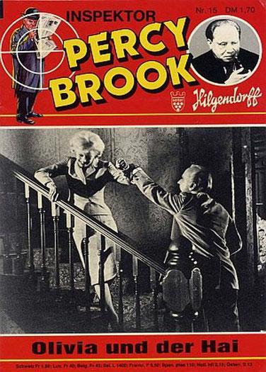 Inspektor Percy Brook 15