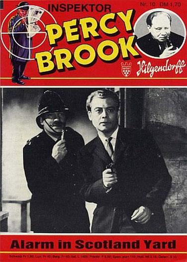 Inspektor Percy Brook 10