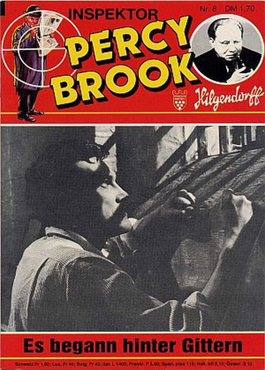 Inspektor Percy Brook 8