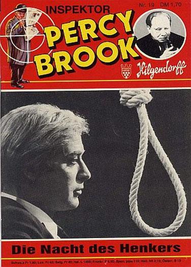 Inspektor Percy Brook 19