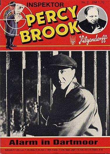 Inspektor Percy Brook 2