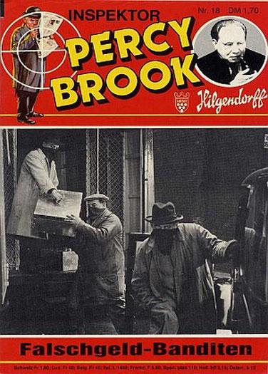Inspektor Percy Brook 18