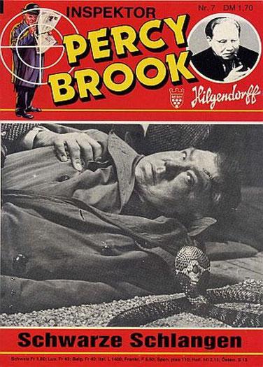 Inspektor Percy Brook 7