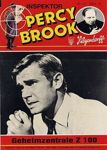 Inspektor Percy Brook 13