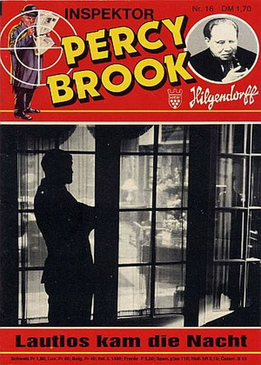 Inspektor Percy Brook 16