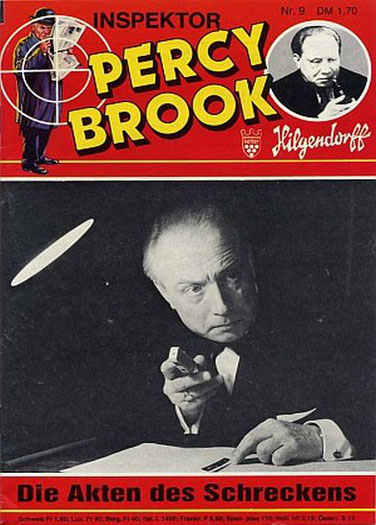 Inspektor Percy Brook 9